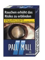 Pall Mall Zigaretten Automat Automatenp. Blue Edition (20x21er)