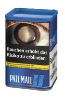 Pall Mall Volumentabak Blue XL (Dose á 60 gr.)