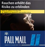 Pall Mall Zigaretten Blue €17,- (Hercules) Limited Edition (3x60er)