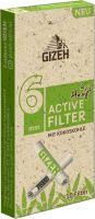 Gizeh Hanf Active Filter 6mm (20 x 10 Stück)