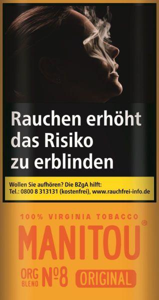 Manitou Zigarettentabak Original Org Blend No. 8 (5x30 gr.) 5,00 € | 25,00 €