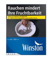 Winston Zigaretten Blue XXXXL (8x35er)