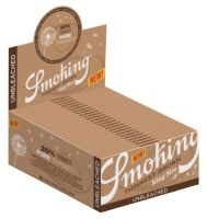 Smoking Papier King Size Thinnest Brown (50 x 33 Stück)