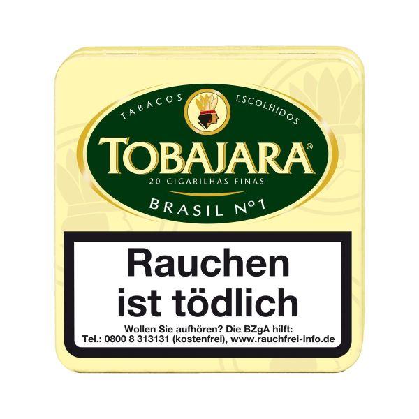Villiger Zigarillos Tobajara No.1 Brasil (Schachtel á 20 Stück)