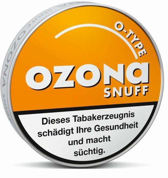 Ozona Schnupftabak O-Type Snuff 5g (10 x 5 gr.)