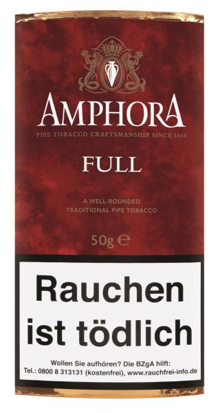 Mac Baren Pfeifentabak Amphora Full (Pouch á 50 gr.)