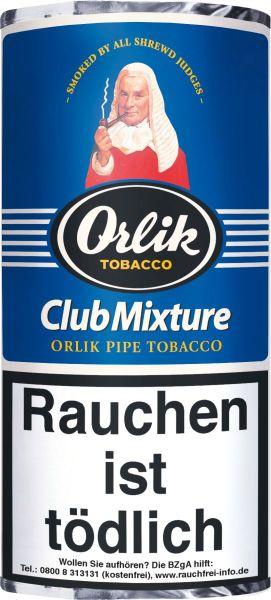 Scandinavian Pfeifentabak Orlik Club Mixture (Pouch á 50 gr.)