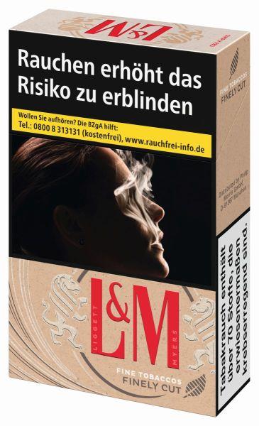 L&M Zigaretten Simply Red XL-Box (8x22er)