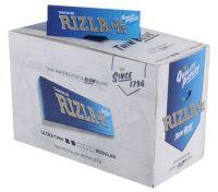 Rizla Thin Blue Slow Burn 70mm Papier (100 x 50 Stück)