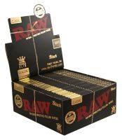 RAW Black Classic King Size Slim Zigarettenpapier
