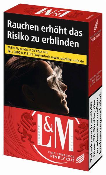 L&M Zigaretten Red Label (8x25er)