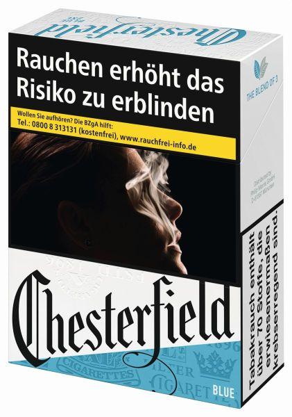 Chesterfield Zigaretten Blue (8x25er)