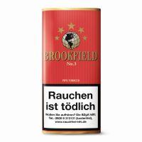 Brookfield Pfeifentabak Blend No. 3 (Pouch á 50 gr.)