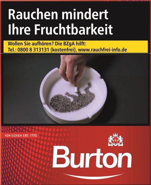 Burton Zigaretten Original XXXL-Box (4x40er)