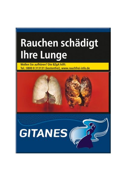 Gitanes Zigaretten Filtre (10x20er)