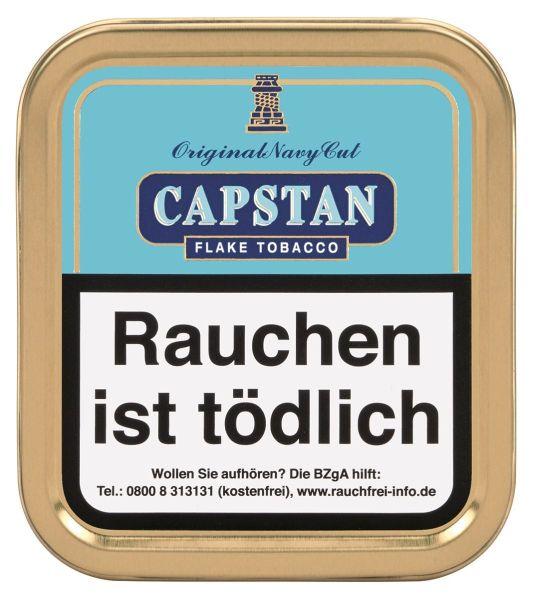 Diverse Pfeifentabak Capstan Original Navy Cut (Dose á 50 gr.)