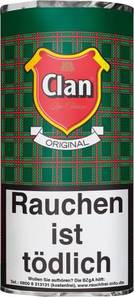 Diverse Pfeifentabak Clan Original (Pouch á 50 gr.)