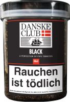 Danske Club Pfeifentabak Black (Dose á 500 gr.)