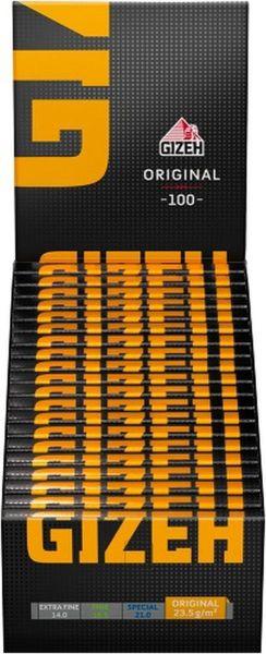 Gizeh Black Original Magnet Papier (20 x 100 Stück)