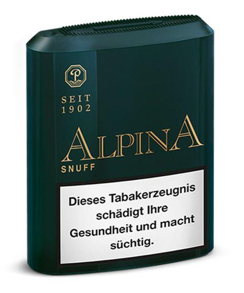 Alpina Snuff Schnupftabak (10 x 10 gr.)