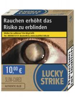 Lucky Strike Authentic Blue 10 € (Giga)