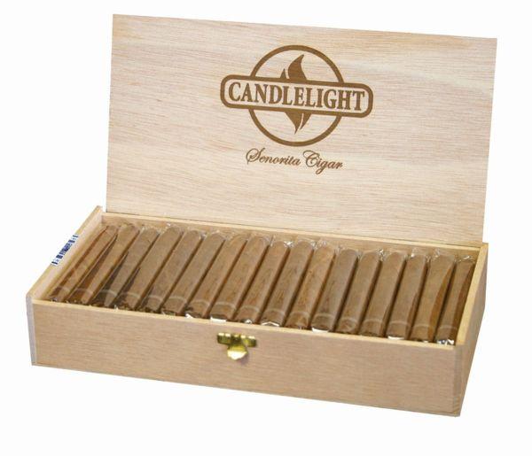 Candlelight Zigarren Senoritas Sum (Packung á 50 Stück)
