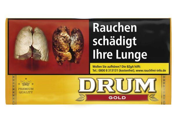 Drum Zigarettentabak Gold (10x30 gr.) 7,30 €   73,00 €