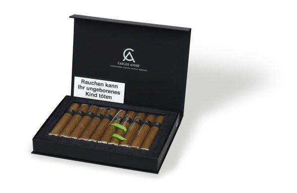 Carlos Andre Zigarren Robusto (Schachtel á 10 Stück)