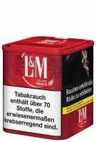 L&M Volumentabak Volume Tobacco Red (Dose á 105 gr.)