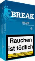 Break Zigarillos American Blend Cigarillos Blue (10x17 Stück) 2,20 € | 22,00 €