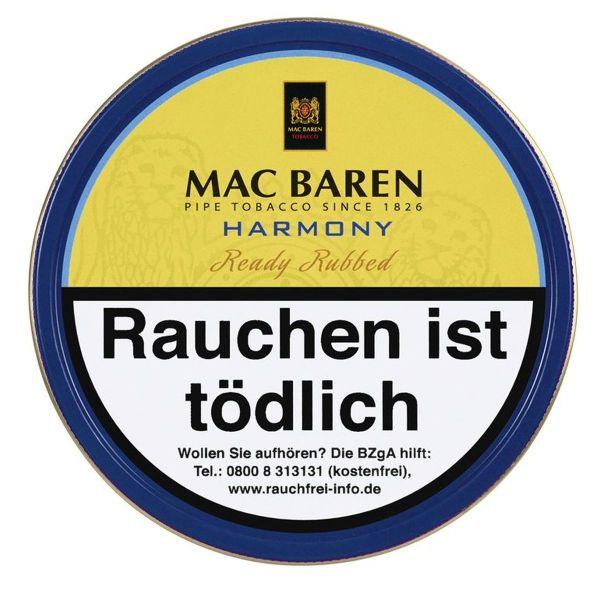 Mac Baren Pfeifentabak Harmony (Dose á 100 gr.)