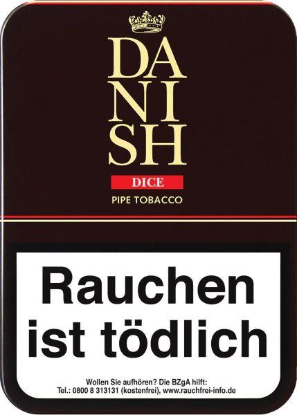 Danish Pfeifentabak Dice (Dose á 100 gr.)