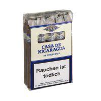 Villiger Zigarillos Casa de Nicaragua Torpedo (Schachtel á 10 Stück)