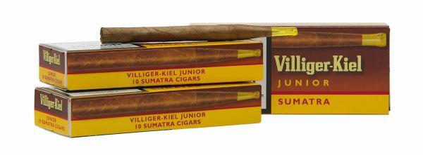 Villiger Zigarillos Kiel Junior Sumatra (Dose á 25 Stück)