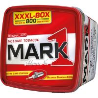 Mark 1 Volumentabak Red Volume Tobacco Red XXXL-Box (Dose á 400 gr.)