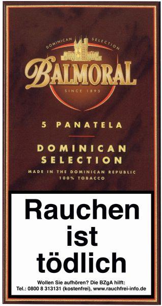 Agio Zigarren Balmoral BDS Panatela (Schachtel á 5 Stück)