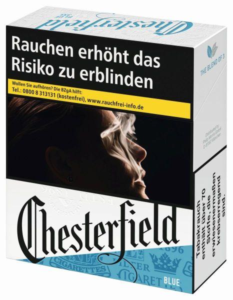 Chesterfield Zigaretten Blue Giga-Box (8x34er)