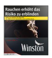 Winston Zigaretten Black 6XL (4x53er)