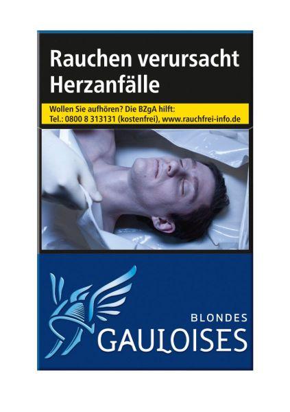 Gauloises Zigaretten Blondes Blau (10x20er)
