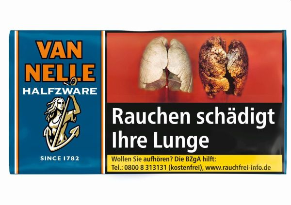 Van Nelle Zigarettentabak halfzware (10x30 gr.) 7,30 €   73,00 €