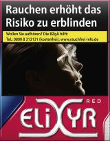 Elixyr Zigaretten Red Cigarettes (XL) (8x23er)