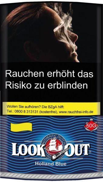 Look Out Zigarettentabak Holland Blue (10x50 gr.) 6,50 € | 65,00 €