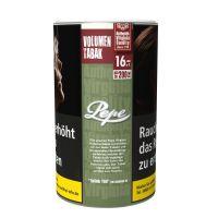 Pepe Volumentabak Rich Green Volumen Tabak XXL-Size (Dose á 85 gr.)