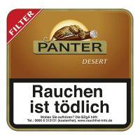 Panter Zigarillos Desert Filter (Schachtel á 20 Stück)