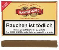 Handelsgold Zigarillos 100 K Königsformat (Schachtel á 10 Stück)