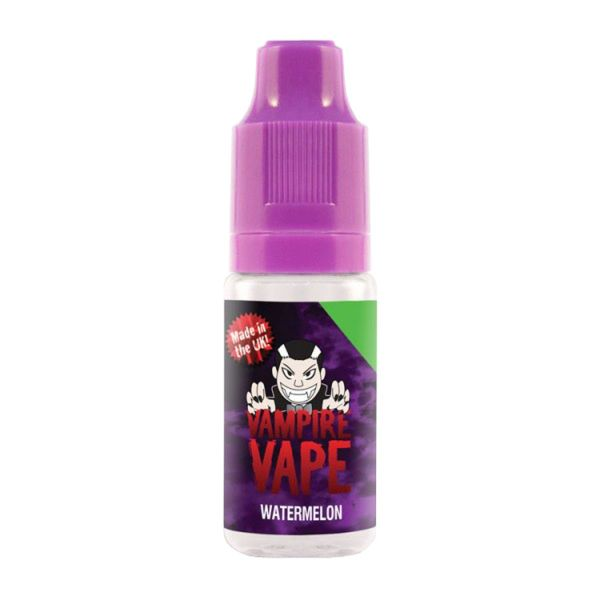 Vampire Vape Watermelon eLiquid 6mg Nikotin/ml (Flasche á 10 ml)