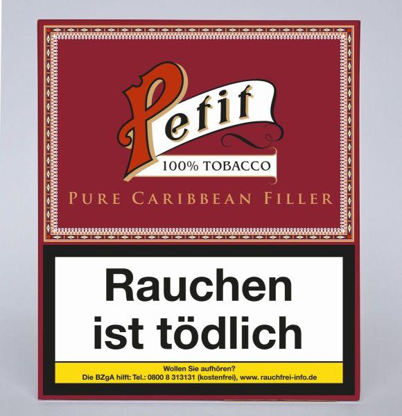 Nobel Petit Zigarillos Caribbean Filler (Schachtel á 20 Stück)