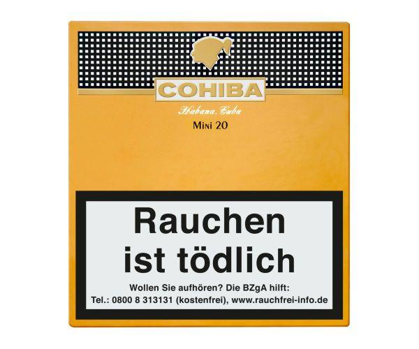 Cohiba Zigarillos Mini Cigarillos (Schachtel á 20 Stück)