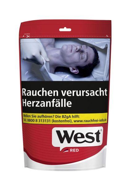 West Volumentabak Red Volume Tobacco (Beutel á 200 gr.)