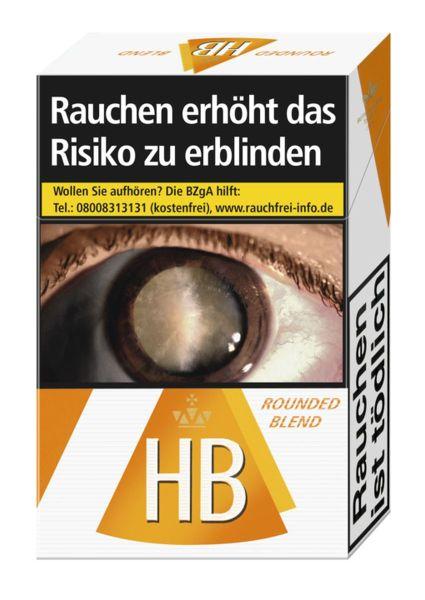 HB Zigaretten Rounded Blend (10x20er)